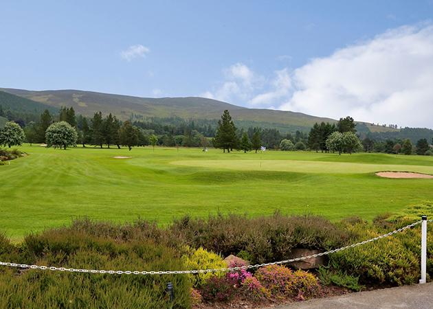 golf course_