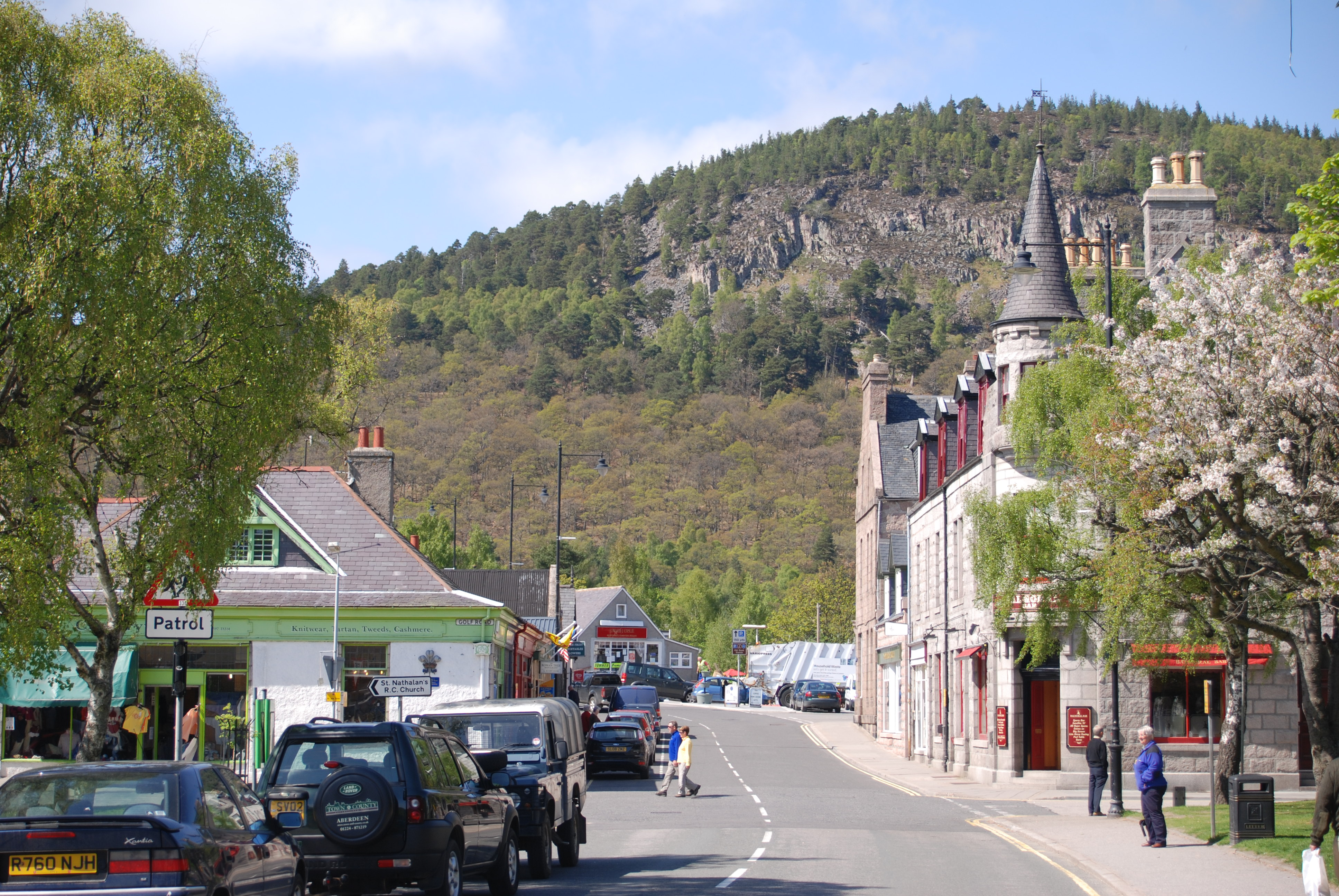 WELCOME TO BALLATER